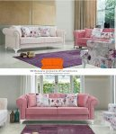 set kursi sofa shabby chic