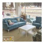 Set Kursi Sofa Tamu Shabby Chic Love