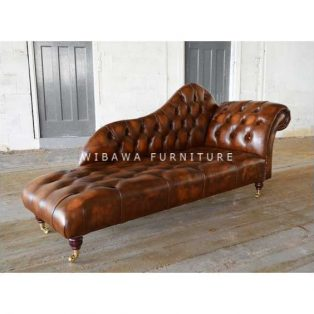Sofa Santai Longer Ruang Santai Oscar Antique